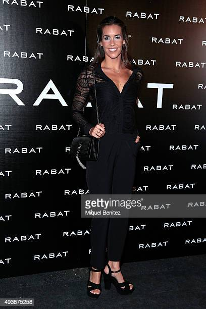 Ona Carbonell attends Rabat Jewelry Boutique Inauguration on October 22 2015 in Barcelona Spain