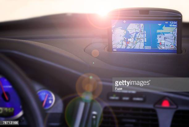 On-board Automobile Navigation System
