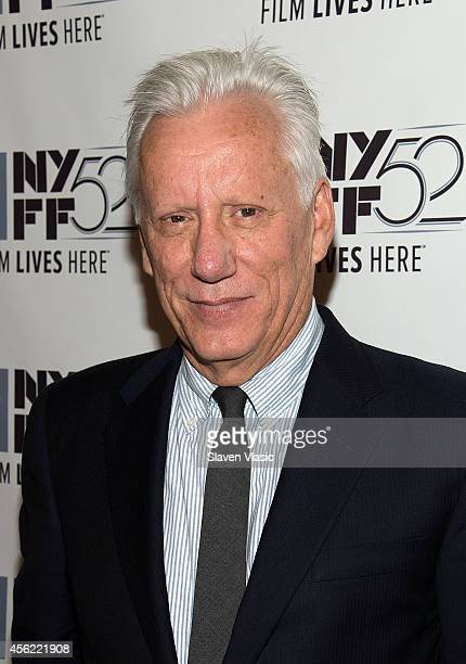 'Once Upon A Time In America' cast member James Woods attends the 52nd New York Film Festival at Walter Reade Theater on September 27 2014 in New...