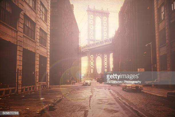 Once upon a time in NYC