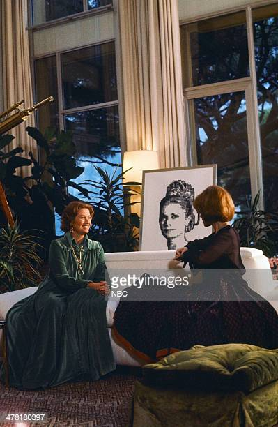 EVENT 'Once Upon a Time Is Now the Story of Princess Grace' Pictured Princess Grace Kelly of Monaco host Lee Grant