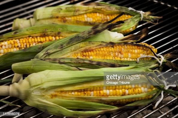 Once you know how to grill corn the water bath on the stove that once you know how to grill corn the water bath on the stove that used to handle corn duties will sit idle pictures getty images ccuart Images