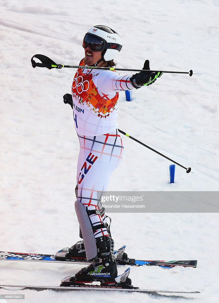 Alpine Skiing - Winter Olympics Day 7