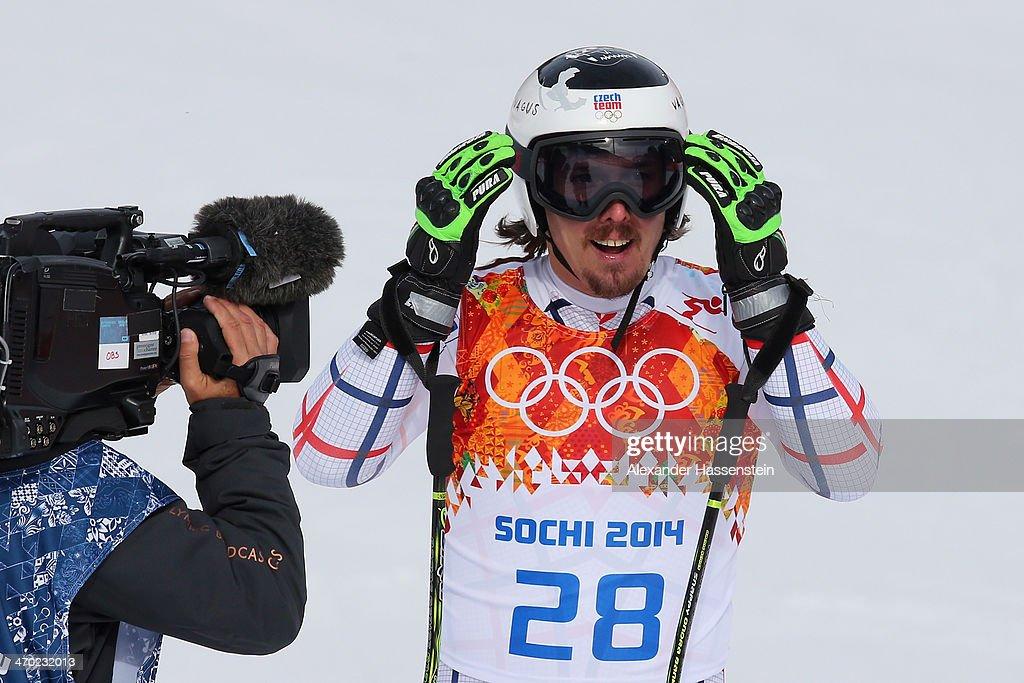 Alpine Skiing - Winter Olympics Day 12