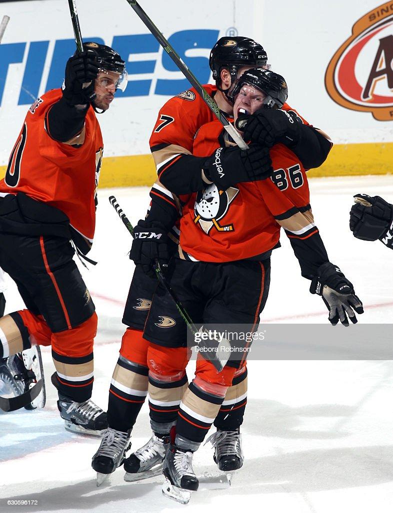 San Jose Sharks v Anaheim Ducks
