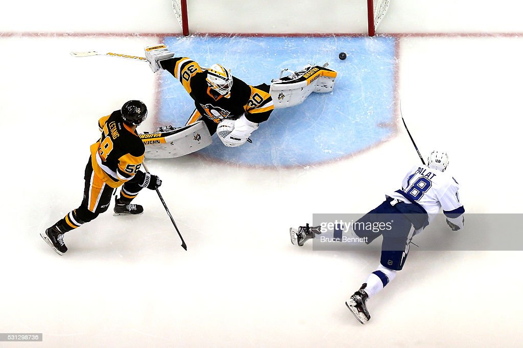 Tampa Bay Lightning V Pittsburgh Penguins Game One Getty Images