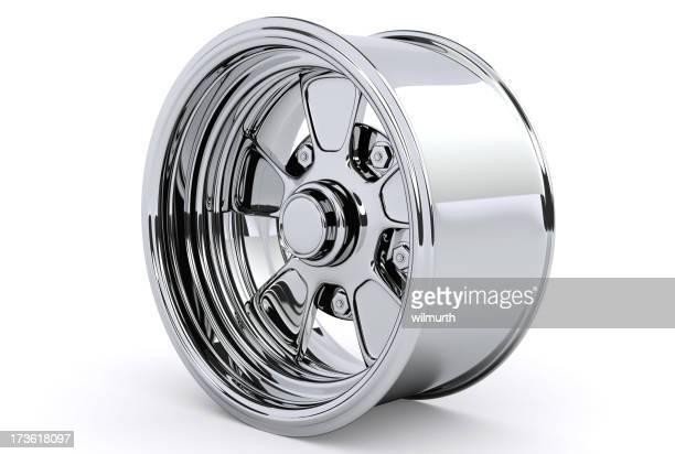 One alloy car rim