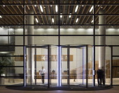 One Angel Lane 90 Upper Thames Street London Ec4 United Kingdom Architect Fletcher Priest Lighting Design By Waterman Architectural Lighting One...