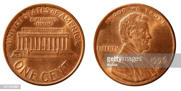 One cent coin macro
