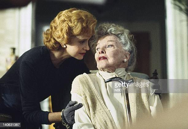 Swoosie Kurtz as Emily Katharine Hepburn as Cornelia Beaumont Photo by Michael Tackett/NBCU Photo Bank