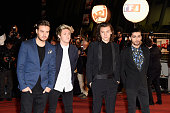 One Direction attend the NRJ Music Awards at Palais des Festivals on December 13 2014 in Cannes France