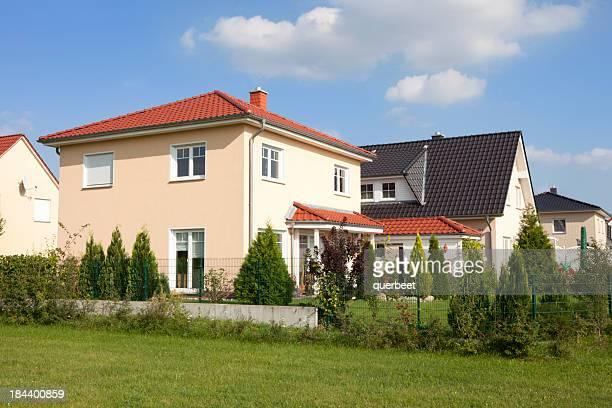 Une famille en Allemagne-indépendante abrite
