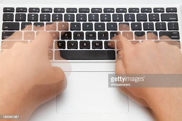 One Finger Typing