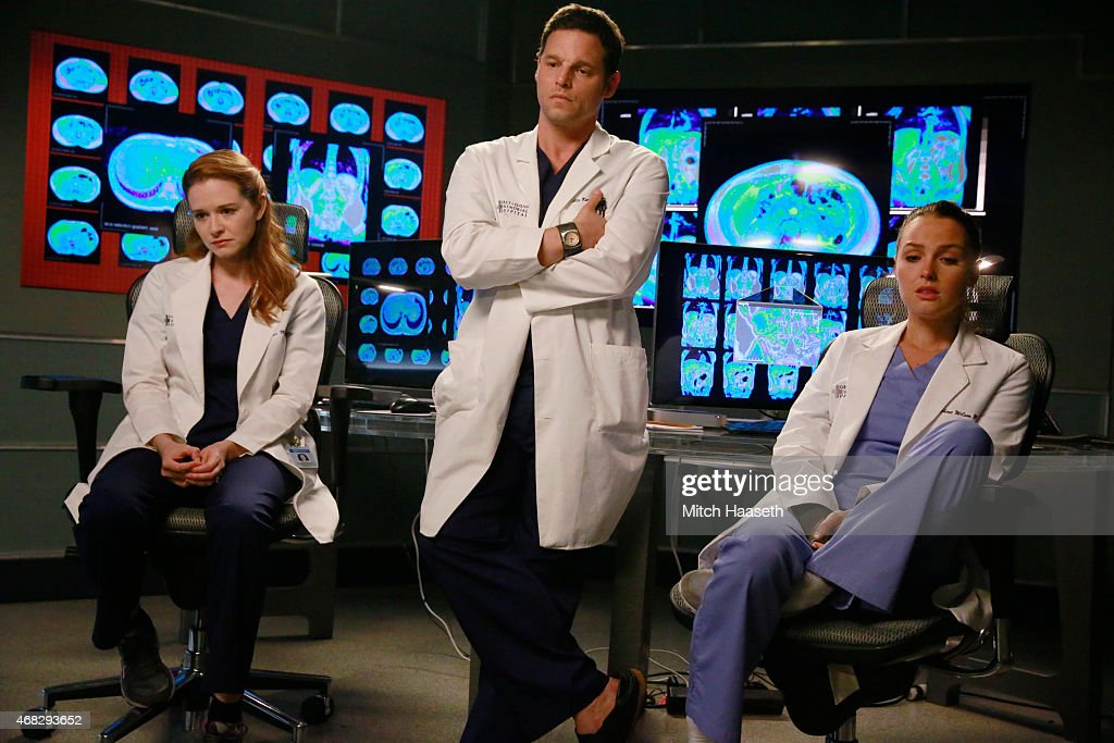 S ANATOMY 'One Flight Down' A small plane crash in Seattle causes multiple casualties and brings back horrible memories for the doctors especially...