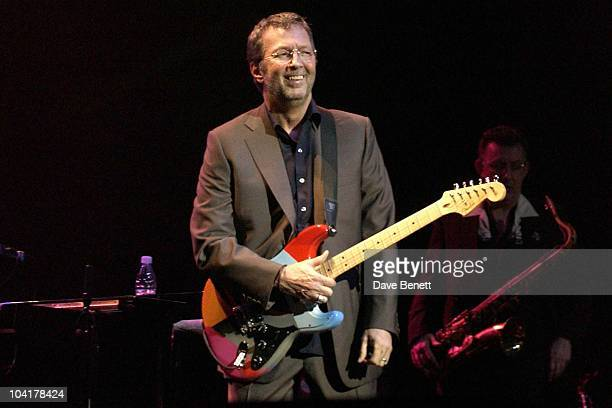 One Generation 4 Another Concert In Aid Of The Lord Taverners Charity At The Albet Hall London Eric Clapton