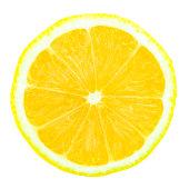 one half of lemon