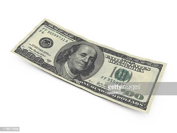 Billet de 100 dollars canadiens