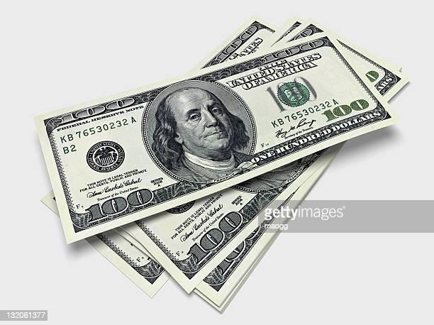 De cent Dollar Bills