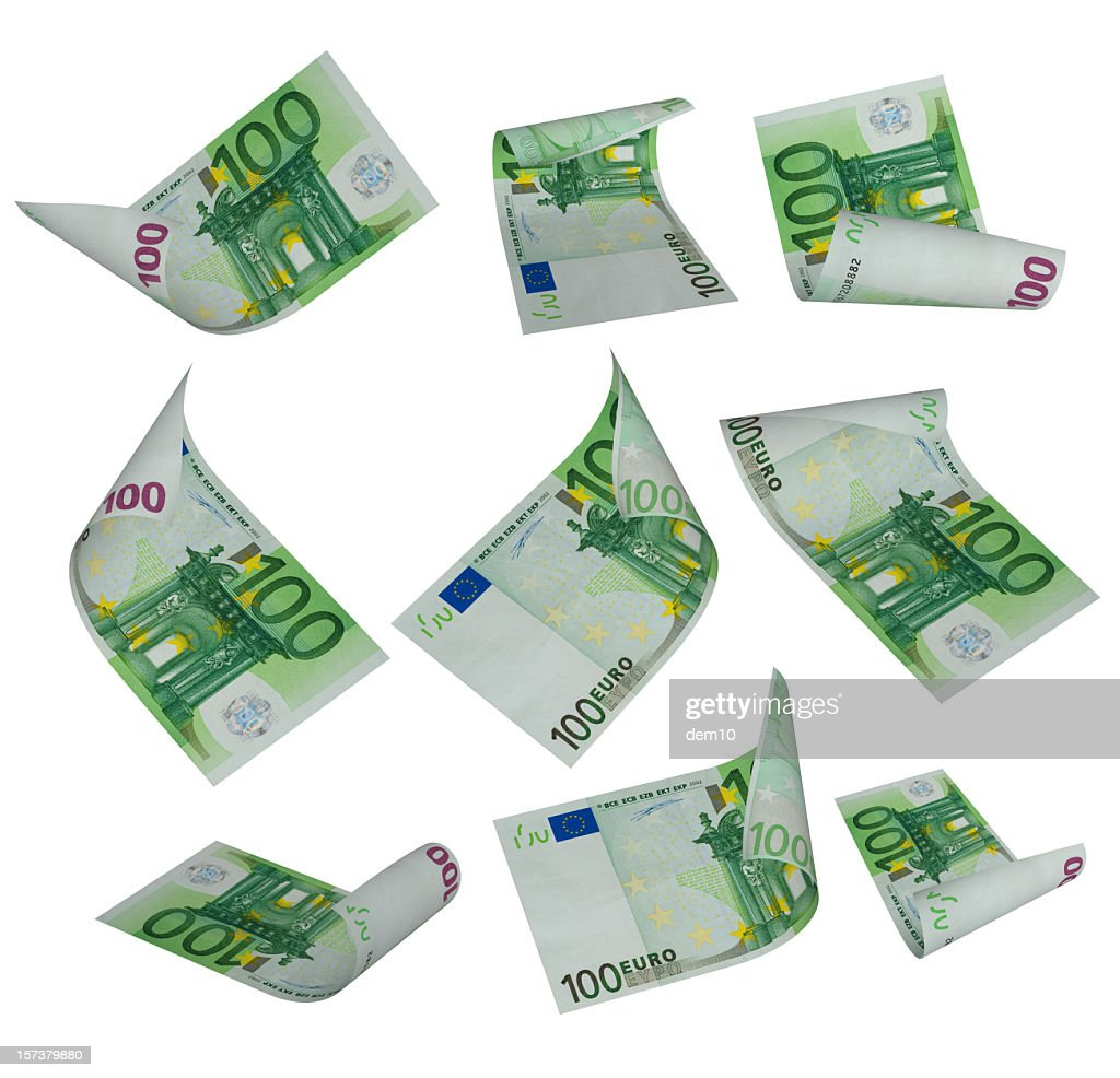 One Hundred Euro Banknote