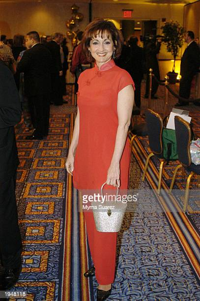 One Life To Live cast member Robin Strasser attends the 48th Annual United Cerebral Palsy Of New York City Awards Dinner April 23 2003 in New York...