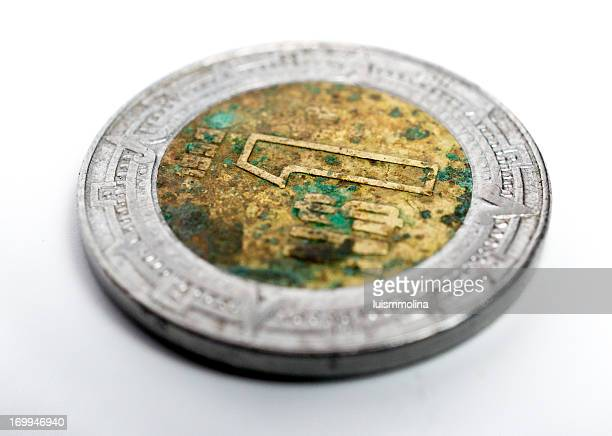 Un Peso mexicano