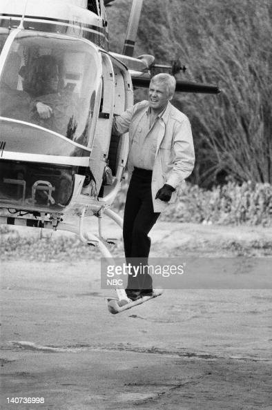 TEAM 'One More Time' Episode 10 Pictured George Peppard as John 'Hannibal' Smith Photo by NBCU Photo Bank