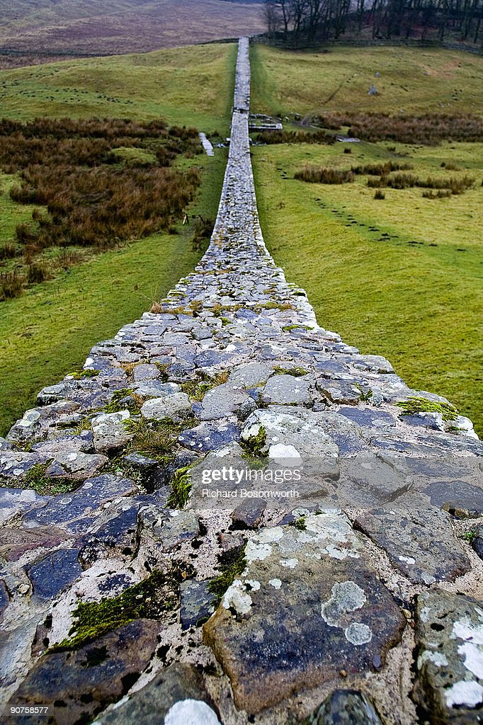 One of the best preserved sections of the Roman fortification which dates from the 2nd century AD. It originally extended 73 miles from Bowness-on-Selway to Wallsend, and has since become the best known frontier of the Roman Empire.