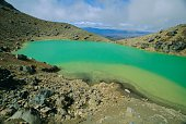 One of the Emerald Lakes