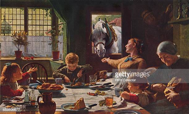 One of the Family 1880 Painting housed at National Museums Liverpool From WorldFamous Paintings edited by J Greig Pirie [W G Foyle Ltd London 1938]