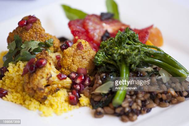 One of the items on the menu of The 19th Annual Screen Actors Guild Awards prepared by Awardwinning chef Suzanne Goin at Lucques Restaurant on...