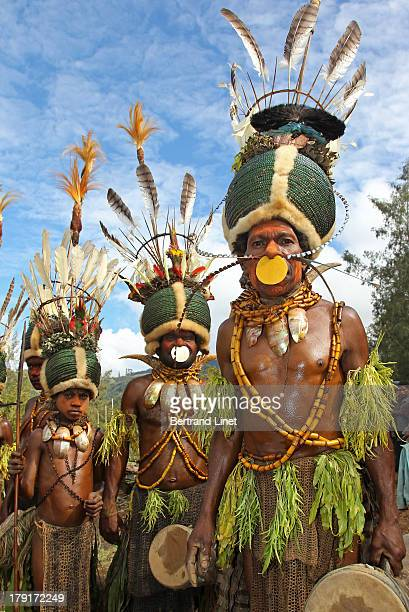 CONTENT] One of the most extraordinary tribes in Papua New Guinea