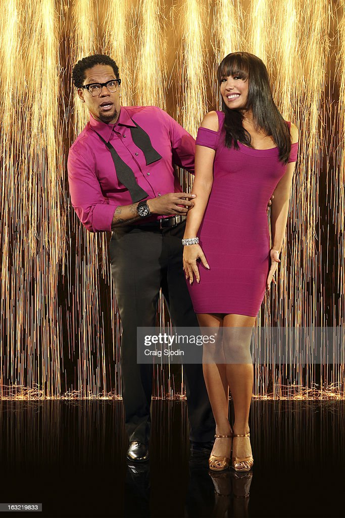 BURKE -- One of the most popular and highly recognized standup comedians on the road today, D.L Hughley partners with Cheryl Burke. The two-hour season premiere of 'Dancing with the Stars' airs MONDAY, MARCH 18 (8:00-10:01 p.m., ET) on the ABC Television Network.