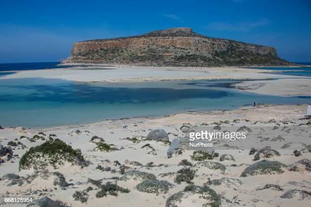 One of the most visited beaches in Greece Balos It is located in the western part of the island in the perfecture of Chania and is about one hour...
