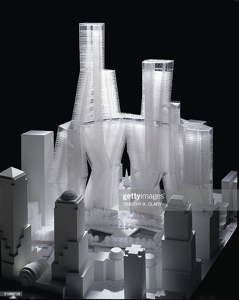 one of the new world trade center designs from uni pictures