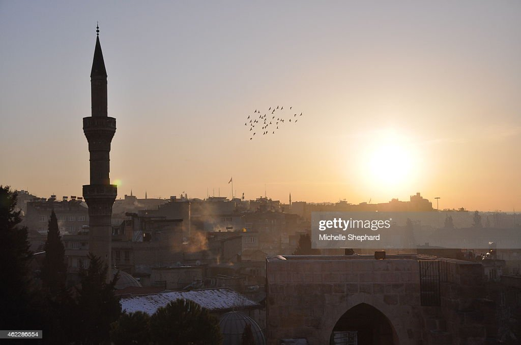One of Turkish cities near Syria's border dealing with the influx of Syrian refugees and an infiltration of ISIS Thousands of foreign fighters have...