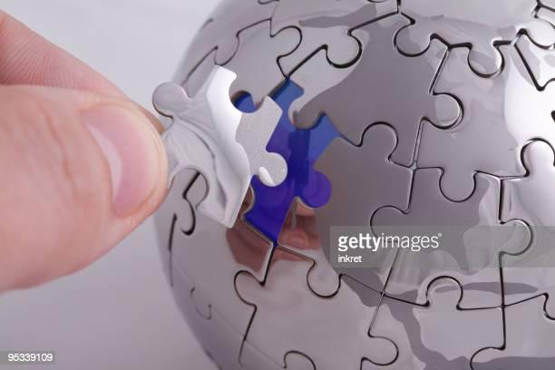 Une pièce de Puzzle