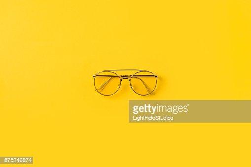 un élégant lunettes : Photo