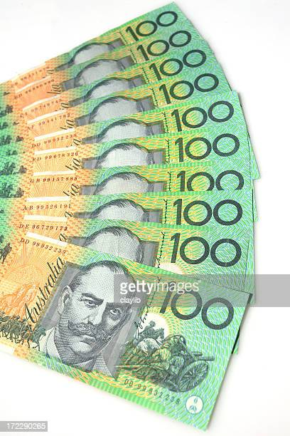 one thousand aussie dollars