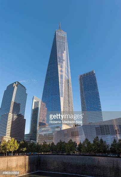 One World Trade Center building in New York city during day time The 104story landmark is the tallest skyscraper in the Western Hemisphere and the...