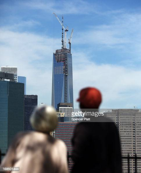 One World Trade Center now the tallest building in the United States is viewed on May 10 2013 in New York City After more than 11 years of...
