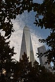One World Trade Center stands tall above other nearby buildings November 3 2014 in New York Thirteen years after the 9/11 terrorist attack World...