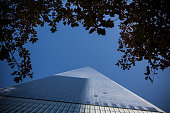 One World Trade Center which opens today is seen on November 3 2014 in New York City The skyscraper is 104 stories tall and cost $39 billion it opens...