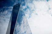 One World Trade is seen September 11 2014 in New York This year marks the 13th anniversary of the September 11th terrorist attacks that killed nearly...