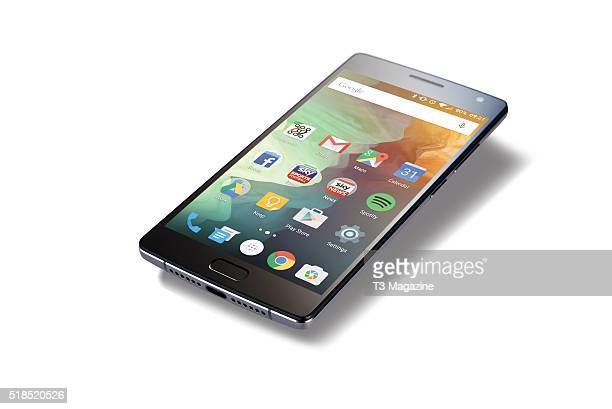 A OnePlus 2 smartphone taken on September 2 2015