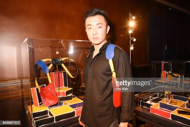 OnePlus co founder Carl Pei attends 'Callection' By Jean Charles De Castelbajac and OnePlus at Trianon on September 19 2017 in Paris France