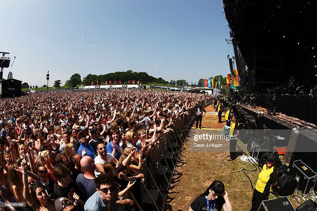 <a gi-track='captionPersonalityLinkClicked' href=/galleries/search?phrase=OneRepublic&family=editorial&specificpeople=4599287 ng-click='$event.stopPropagation()'>OneRepublic</a> performs during day 2 of BBC Radio 1's Big Weekend at Powderham Castle on May 29, 2016 in Exeter, England.