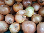Onions have high vitamin C. It also contains other substances such as Curcumin. Helps combat free radicals in the body.