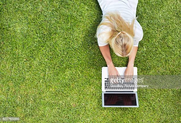 Online auf den park