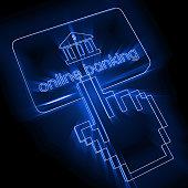 Online banking internet e-banking