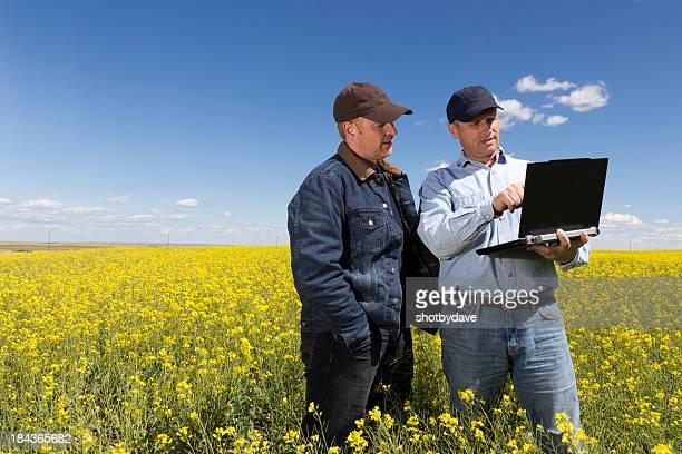 オンラインで農業
